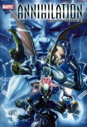Annihilation (2006-2007)#HC Vol 3