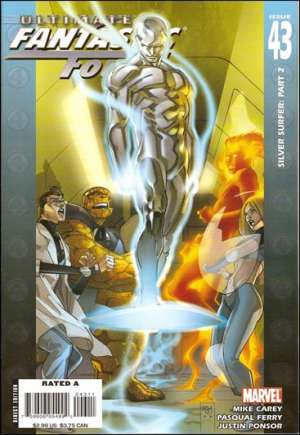 Ultimate Fantastic Four (2004-2009) #43