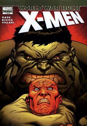 World War Hulk: X-Men (2007)#1