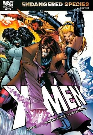 X-Men (1991-2001, 2004-2008)#200C
