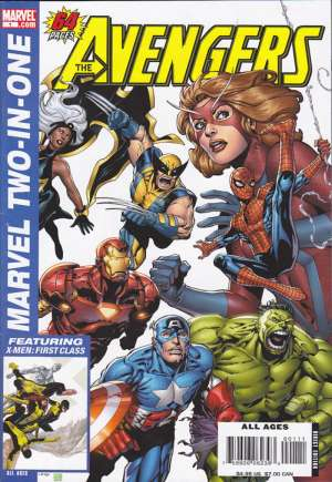 Marvel Two-In-One (2007-2009) #1B