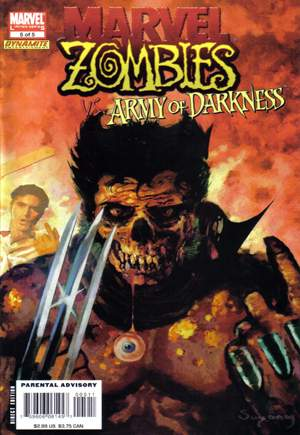 Marvel Zombies/Army of Darkness (2007)#5