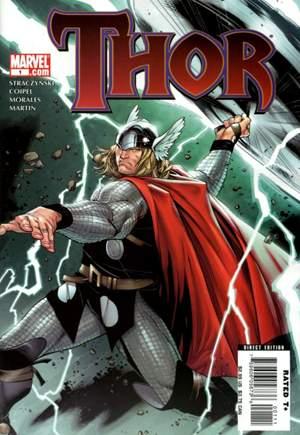 Thor (2007-2011)#1A