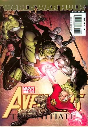 Avengers: The Initiative (2007-2010)#4