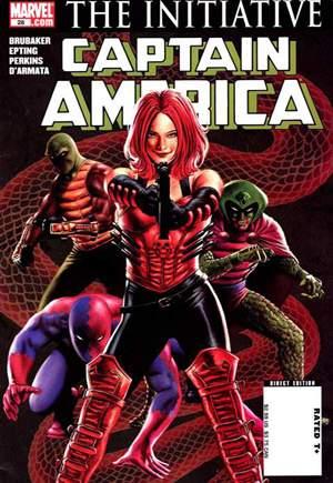 Captain America (2005-2011)#28