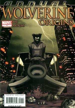 Wolverine: Origins (2006-2010)#Annual 1