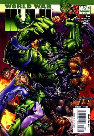 World War Hulk (2007-2008)#2A