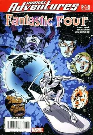 Marvel Adventures: Fantastic Four (2005-2009)#26