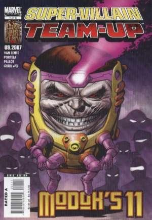 Super-Villain Team-Up: MODOK's 11 (2007-2008)#1