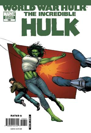 Incredible Hulk (2000-2008) #106C