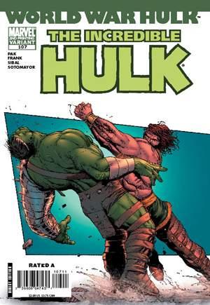 Incredible Hulk (2000-2008)#107B