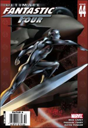 Ultimate Fantastic Four (2004-2009)#44A
