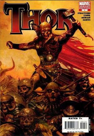 Thor (2007-2011)#1C