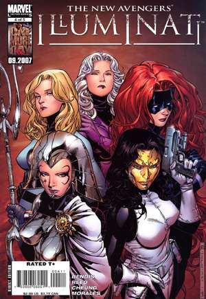 New Avengers: Illuminati (2007-2008)#4