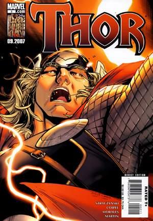 Thor (2007-2011)#2A