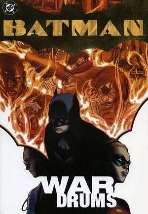 Batman: War Drums#TPA