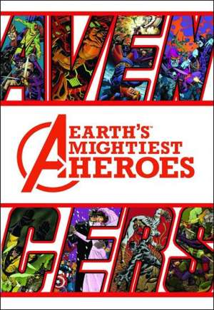 Avengers: Earth's Mightiest Heroes II (2007) #HC