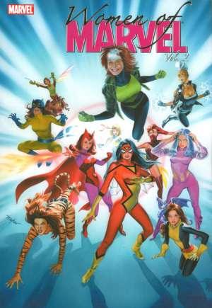 Women of Marvel (2006-2007)#TP Vol 2