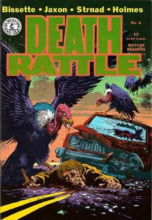 Death Rattle (1985-1988)#6