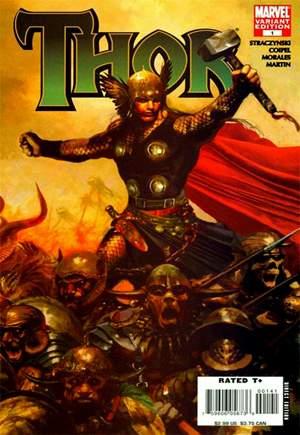 Thor (2007-2011)#1D
