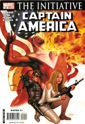 Captain America (2005-2011)#29