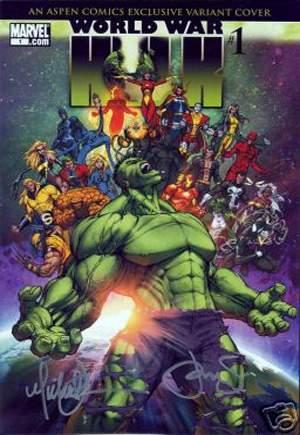 World War Hulk (2007-2008)#1G