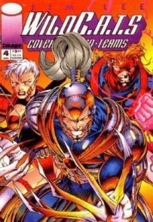 WildC.A.T.S (1992-1998)#4A