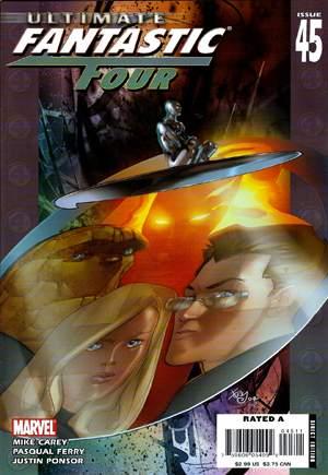 Ultimate Fantastic Four (2004-2009)#45