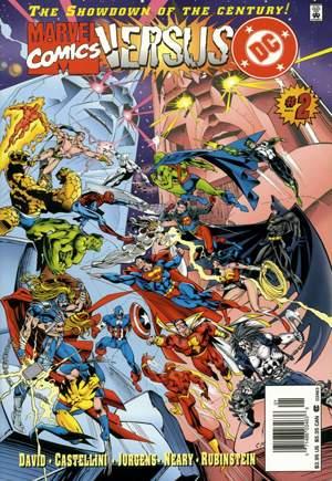 DC Versus Marvel (1996)#2A