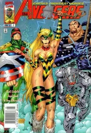 Avengers (1996-1997)#7A