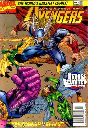 Avengers (1996-1997)#12A