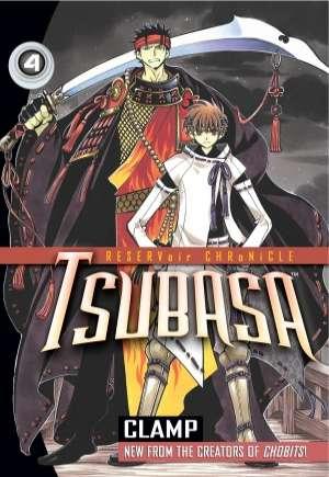 Tsubasa: Reservoir Chronicles (2004-2010)#GN Vol 4