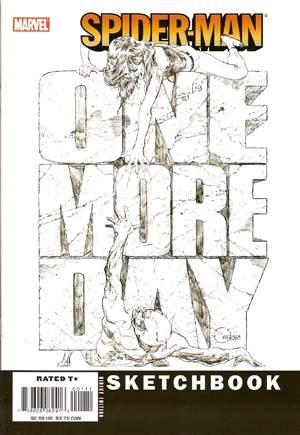 Spider-Man: One More Day Sketchbook (2007)#1
