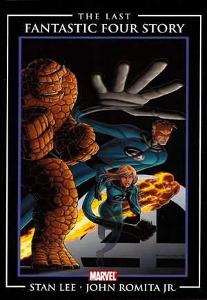 Last Fantastic Four Story (2007)#1