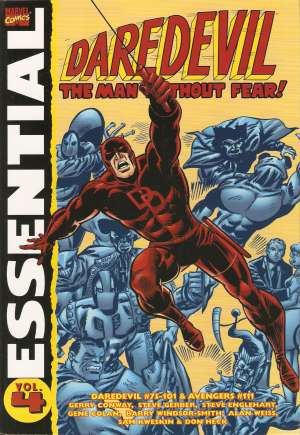 Essential Daredevil (2002-Present)#TP Vol 4