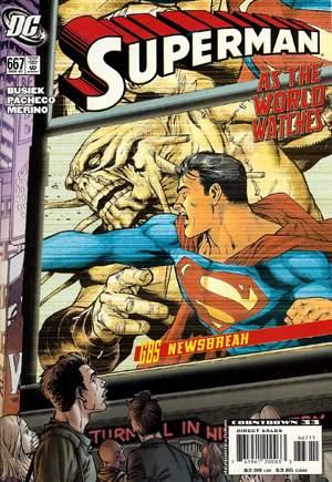 Superman (1939-1986, 2006-2011)#667