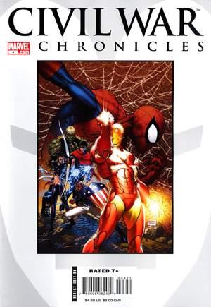Civil War Chronicles#3