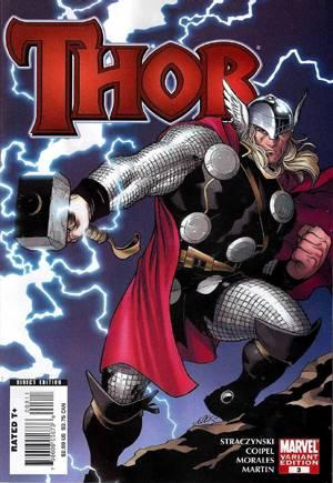 Thor (2007-2011)#3B
