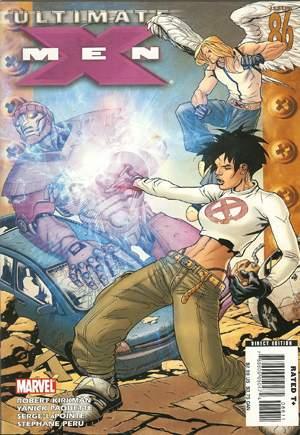 Ultimate X-Men (2001-2009)#86