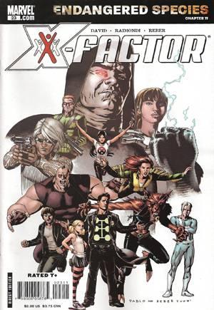 X-Factor (2006-2013)#23