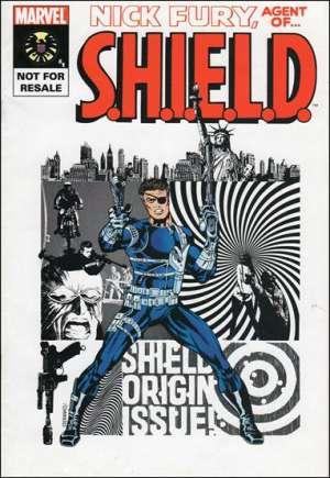 Nick Fury, Agent of S.H.I.E.L.D. (1968-1971)#1B