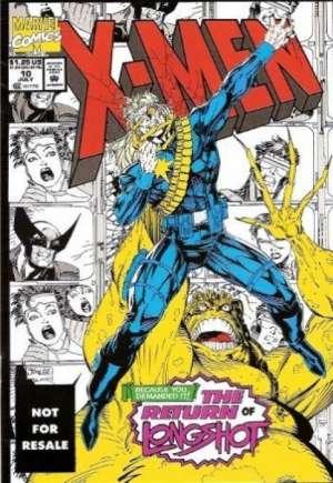 X-Men (1991-2001, 2004-2008)#10C