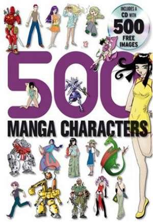 500 Manga Characters#TP