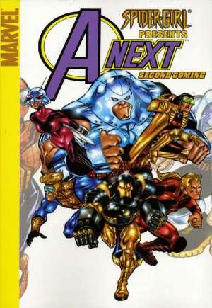 A-Next (1998-1999)#TP Vol 1