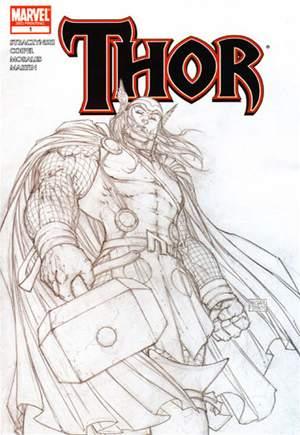 Thor (2007-2011)#1G