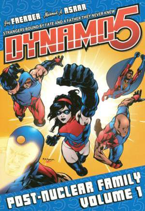 Dynamo 5 (2007-2009)#TP Vol 1