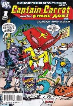Captain Carrot and the Final Ark#1