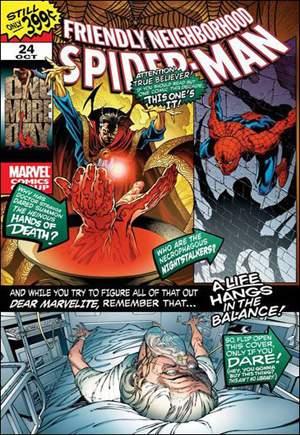 Friendly Neighborhood Spider-Man (2005-2007)#24A
