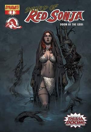 Sword of Red Sonja: Doom of the Gods#1C