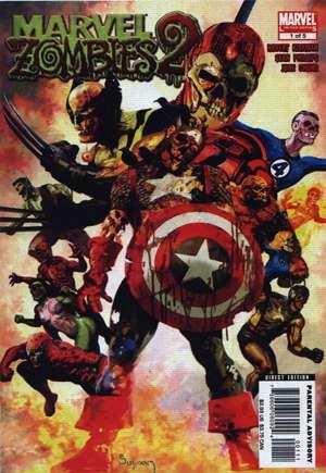 Marvel Zombies 2 (2007-2008)#1
